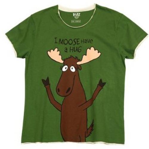 """""""I Moose Have a Hug"""" Tee"""