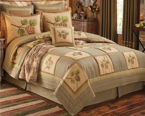 Pineview Bedding - options available