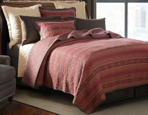 Rushmore Quilt Set - options available