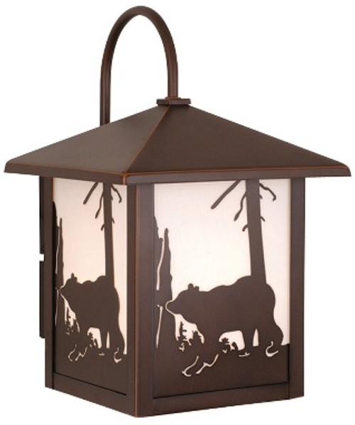 Bozeman Outdoor Lantern