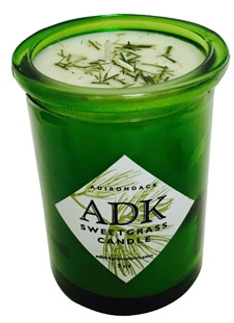 ADK Sweetgrass Candle