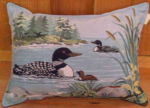 Loon Balsam Pillow