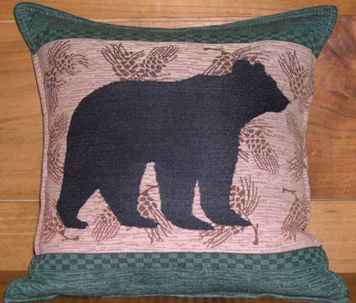 Bear Balsam Pillow