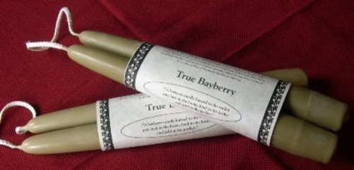 Bayberry Tapers