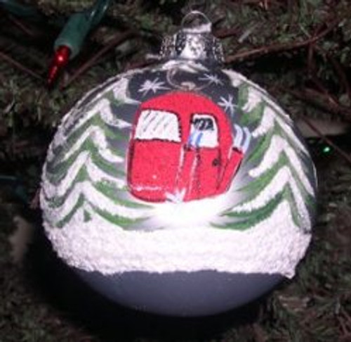 Hand Painted Ornament_Gondola