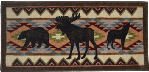 Woodland Party Rug