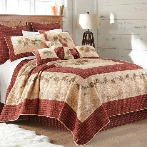 Pine Lodge Bedding - options available