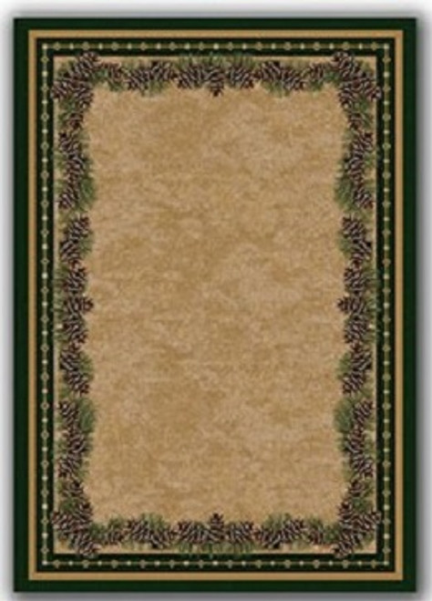 Pine Mountain Rug - options available