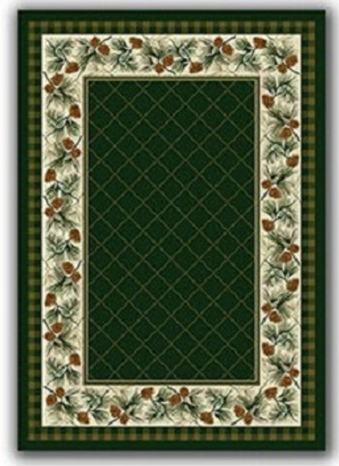 Evergreen Pine Rug - options available