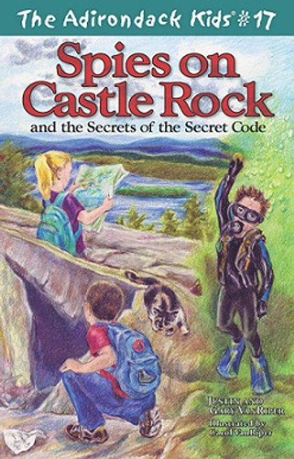 The Adirondack Kids #17 Spies on Castle Rock