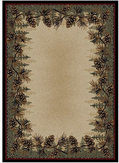 Mount Le Conte Rug - options available