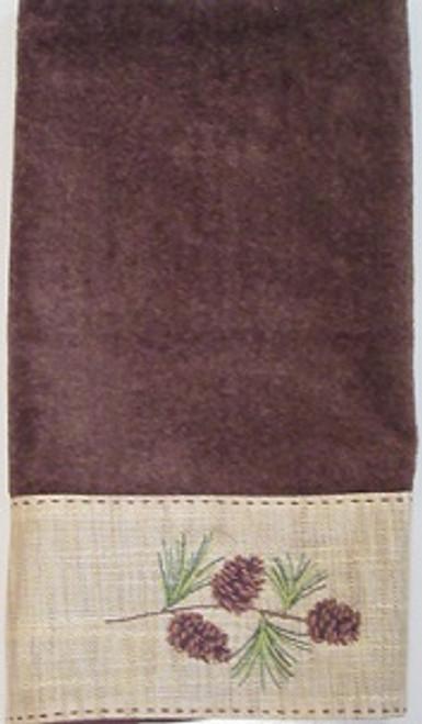 Pine Branch Hand Towel