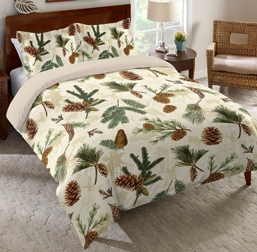 Pinecone Duvet Cover SALE