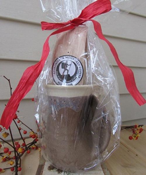 Handwarmer Mug with ADK coffee