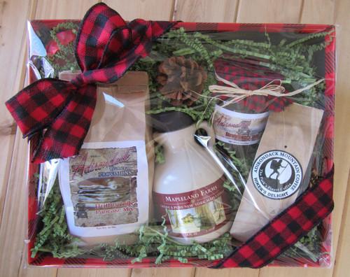 Adirondack Breakfast Pack