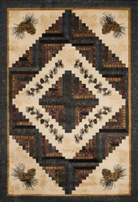 Cabin Rising Rug - options available