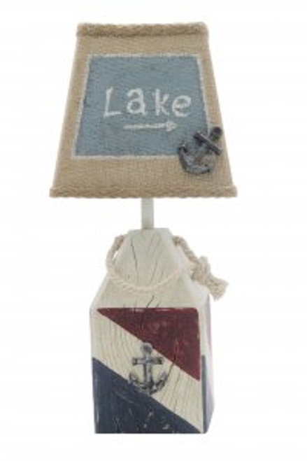 Lake Accent Lamp