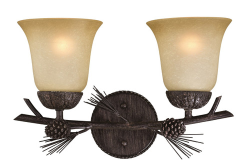 Sierra Double light fixture