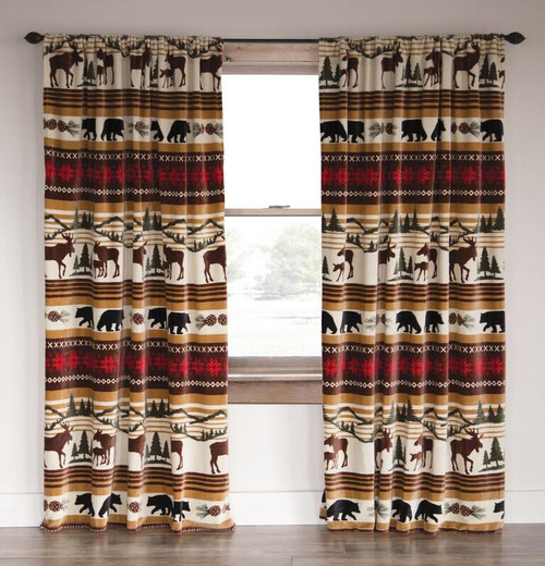 """Hinterland 84"""" Curtains  SALE!  ONLY 2 LEFT!"""