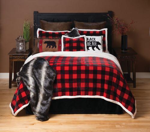 Buffalo Plaid Bedding Set