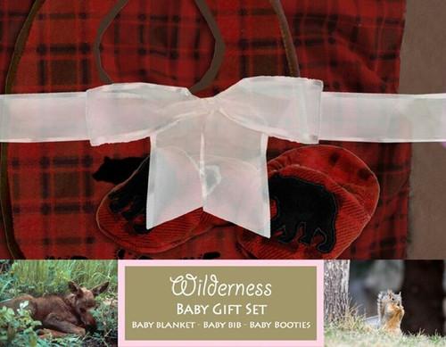 Wilderness Baby Gift Set