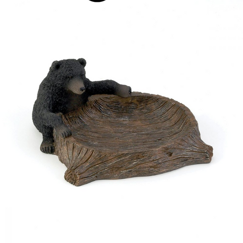 Black Bear Lodge Soap Dish