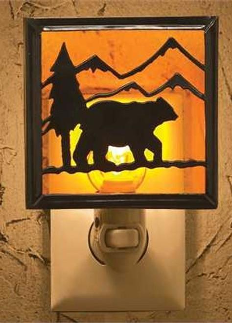 Lodge Night Light