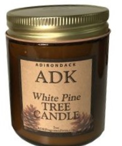 ADK Tree Candle White Pine Scent