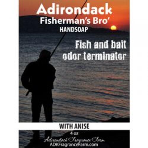 ADK Fisherman's Bro Bar Soap