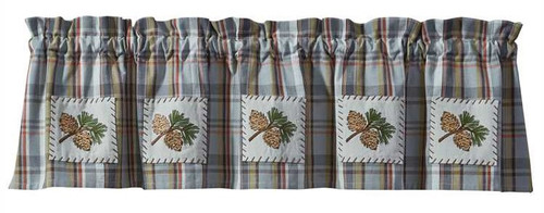 Pinecroft Lined Valance