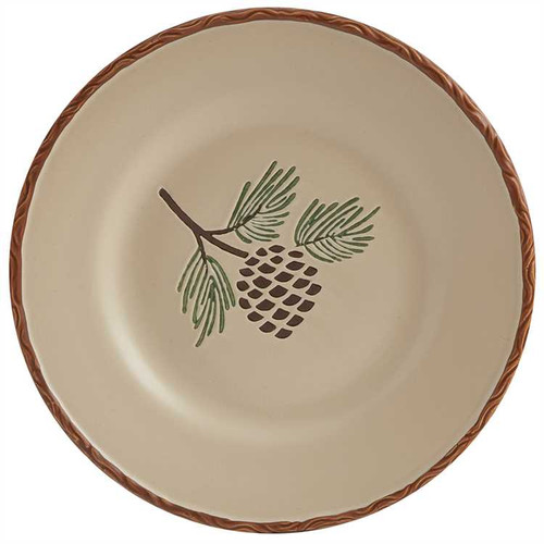 Pinecroft Salad Plate
