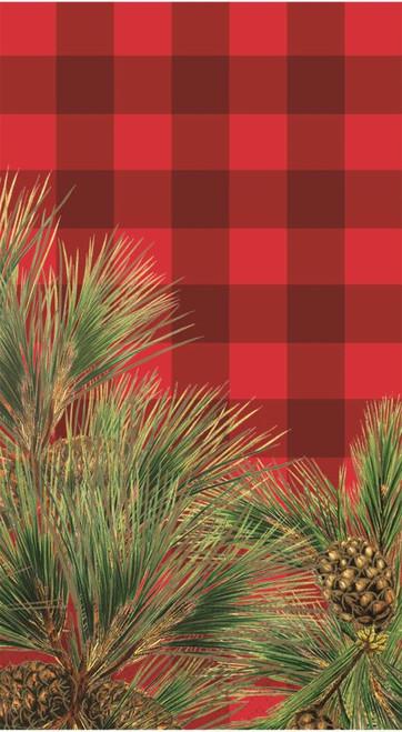 Evergreen Boughs  Guest Towels/Buffet Napkins