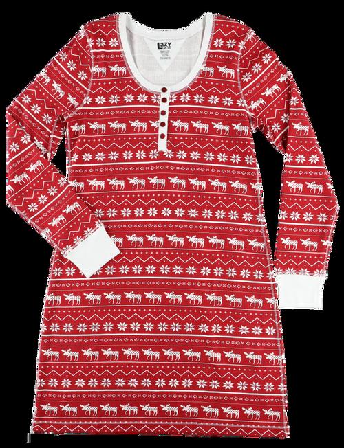 Nordic Moose Nightshirt