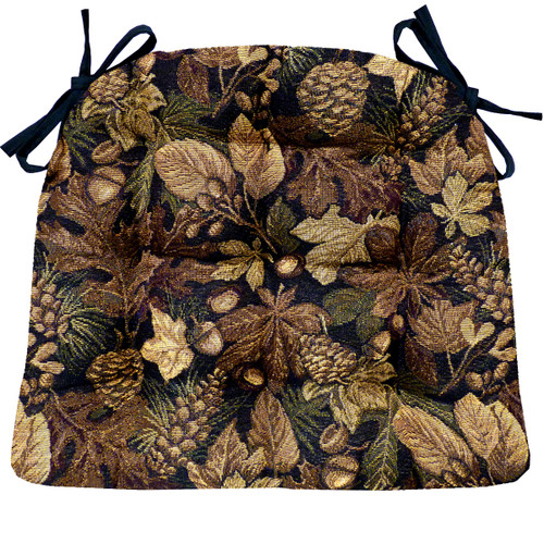 Woodland Forest Chair Cushion