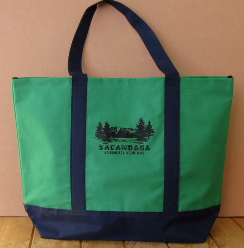 Sacandaga Tote Bag