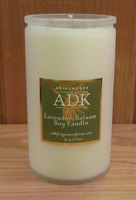 ADK Lavender Balsam Soy Candle 16 oz