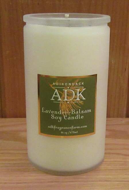 ADK Lavender Balsam Soy Candle 16 oz