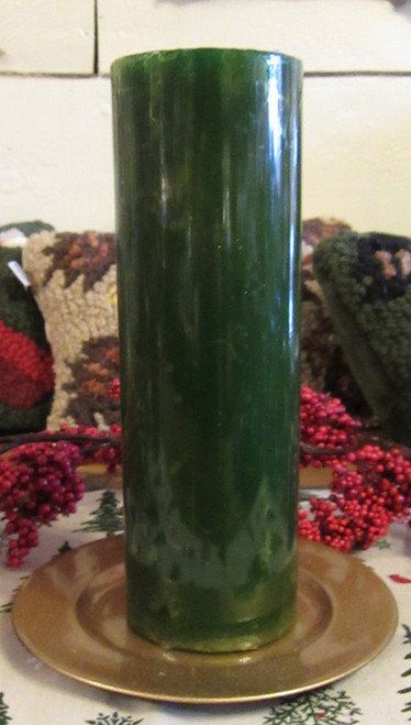 Balsam Fir Pillar Candle