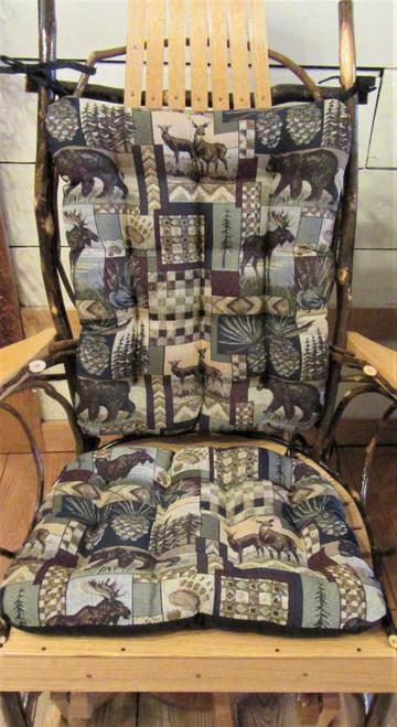 Rocker Cushion Set - Cabin