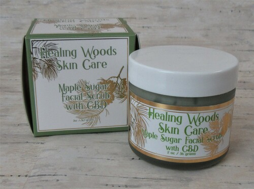 ADK Healing Woods Facial Scrub