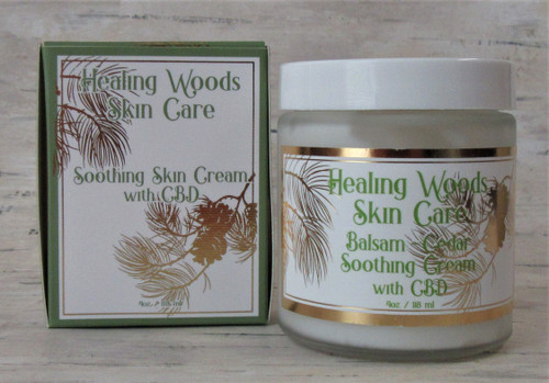 ADK Healing Woods Soothing Cream