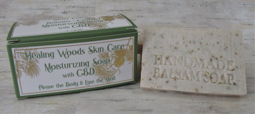 ADK Healing Woods Moisturizing Soap