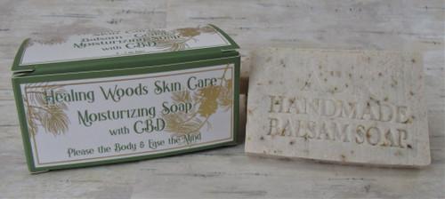 ADK Healing Woods Moisturizing Soap