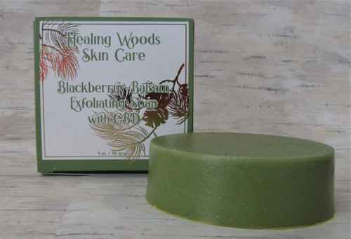 ADK Healing Woods Exfoliating Soap