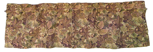 Golden Forest Valance