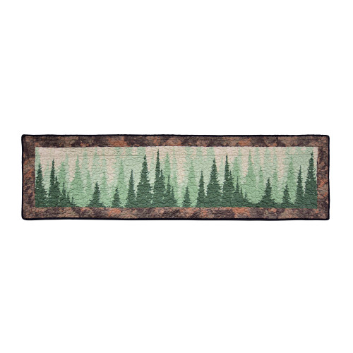 Birch Bear Valance/Runner