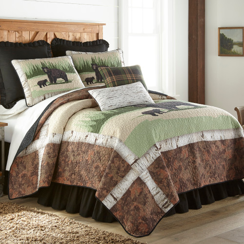 Birch Bear Quilts - options available