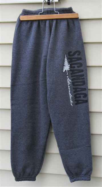Navy Heather Kid's 'Sacandaga' Sweatpants