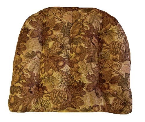 Golden Forest Seat Cushion