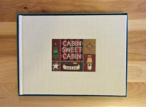 Cabin Sweet Cabin Guest Book